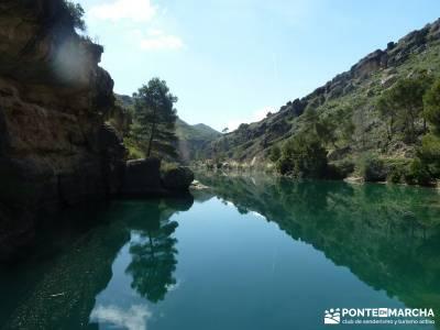 Sierra de Enmedio - Río Guadiela;rutas peguerinos rio jarama mapa equipo de senderismo